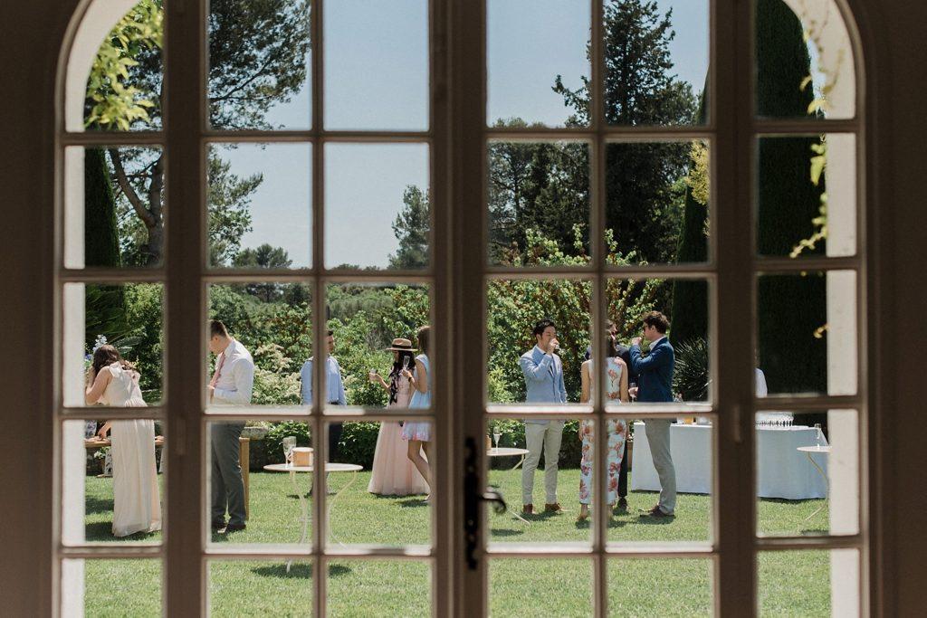 Mariage au Domaine des fleurs à Grasse